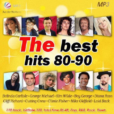 The Best Hits 80s-90s (2015)