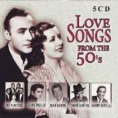 Love Songs From The 50s (5 CD Box Set) (2015)