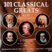 Альбом 101 Classical Greats 5CD  (2001)