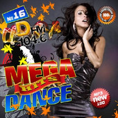 Mega dance hits №16 (2016)